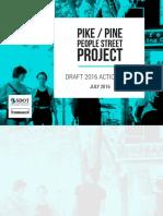 Pike People Street Report - DRAFT