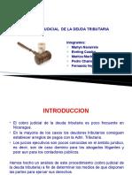Paper El Cobro Judicial de La Deuda Tributaria 230716