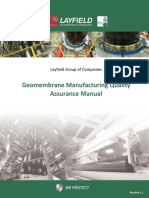 Geomembrane MQA Manual