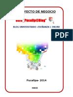 Plan de Negocios _ Blog Universitario