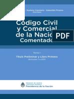CCyC Comentado Tomo I Arts. 1 a 400