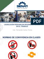 Legislación Peruana en SST