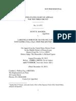Scott Kocher v. Borough Larksville, 3rd Cir. (2013)