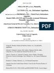 Daniel Melancon v. Amoco Production Co., Etc. v. Beraud Enterprises, Inc., Third Party Daniel Melancon and Tressella Aymond Melancon, and American General Fire & Casualty, Co., Intervenor-Appellant v. Amoco Production Co., 834 F.2d 1238, 3rd Cir. (1988)
