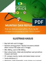 04 Muntah Dan Refluks - Prof Dr. M Juffrie PhD SpAK