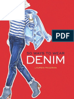 50 Ways to Wear Denim (excerpt)