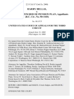 Harry Bellas v. Cbs, Inc. Westinghouse Pension Plan, (d.c. Civ. No. 98-1455), 221 F.3d 517, 3rd Cir. (2000)