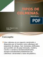 Tipos de Colmenas