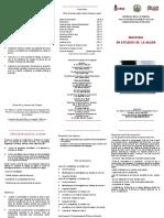 e409_estmujer Posgrado - Ucv (Universidad Central de Venezuela)