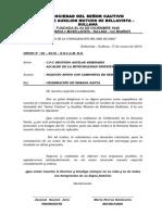 Sociedad Del Señor Cautivo de Bellavista - Jaime Romero Flores 2016