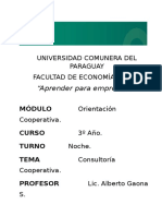 Carátula Institucional