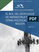 4G Americas White Paper - Adopcion Digital en Latinoamerica - Enero 2016