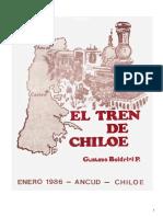 El Tren de Chiloé