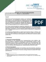 2015 09 24 Handlungsempfehlungen Pneumonieprophylaxe 1.0 AGPQ