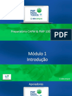 Preparatorio PMP para Todos (Prof.Frederico Aranha)
