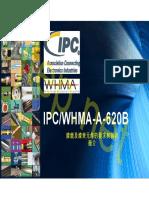 IPC/WHMA-A-620B 簡介