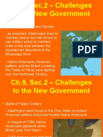 ch 9 sec 2 challenges to the new government