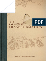 ECV - 12 Steps to Transformation - Lent 2014