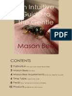 An Intuitive Guide to the Gentle Mason Bee