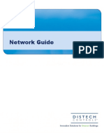 Distech Network Guide