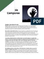 Camporee - Zombie