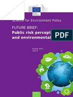Public Risk Perception Environmental Policy FB8 En