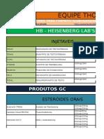 Tabela Venda 2014