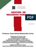 Rr.hh. 3 Gestion de Recursos Humanosunidad Ii_ged505