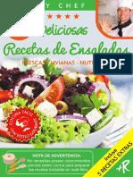 45 Deliciosas Recetas de Ensala - Cooky Chef