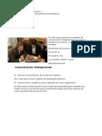 MII–U1–Actividad 1. Situaciones Comunicativas