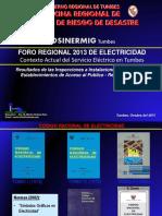 Inspecciones Instalaciones Electricas