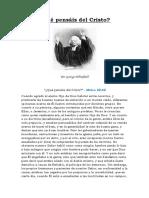 Qué Pensáis del Cristo.pdf