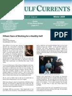 Winter 2009 Gulf Currents Newsletter