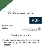 003 Cinética Enzimática e Inhibidores