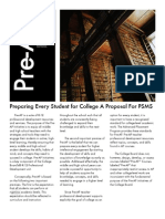 Pre-Ap at PSMS