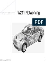 Networking Mercedes Classe E W211