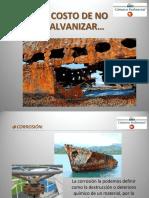 El Costo de No Galvanizar (Bucaramanga)