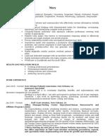 hw 499 - resume