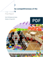 Final Report Competitiveness Toys