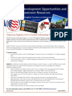 professional development opportunities and classroom resources newsletter-august 2016