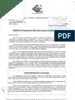 Carta de ASIF al MITyC sobre el Deficit Tarifario
