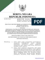 Permen Kemenpupera Nomor 20-Prt-m-2015 Tahun 2015 (Pupr Bn 598-2015.PDF)