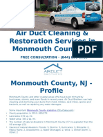 Monmouth County Air Duct Cleaning, Dryer Vent Cleaning & Water Damage Restoration Service by Air Duct Brothers