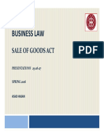25-26-27 Sale of Goods Act(1)