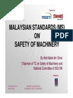 MALAYSIAN STANDARDS (MS) ON MACHINERY SAFETY.pdf