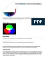 Teoría Básica Del Color