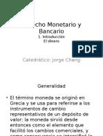 1 Derecho Monetario y Bancario