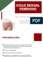 Ciclo Ovárico y Menstrual
