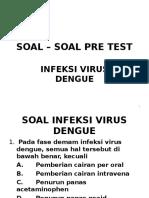 Soal – Soal Pre Test