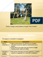 1.5 Scientific Investigation